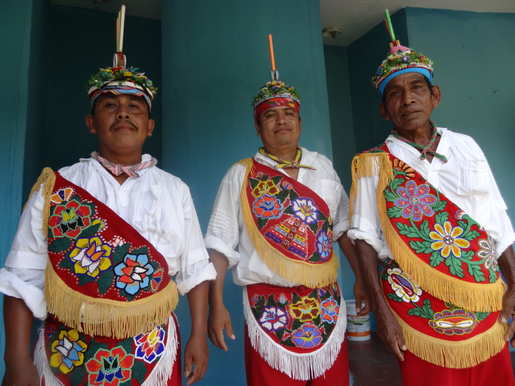 The Voladores of Papantla, Veracruz