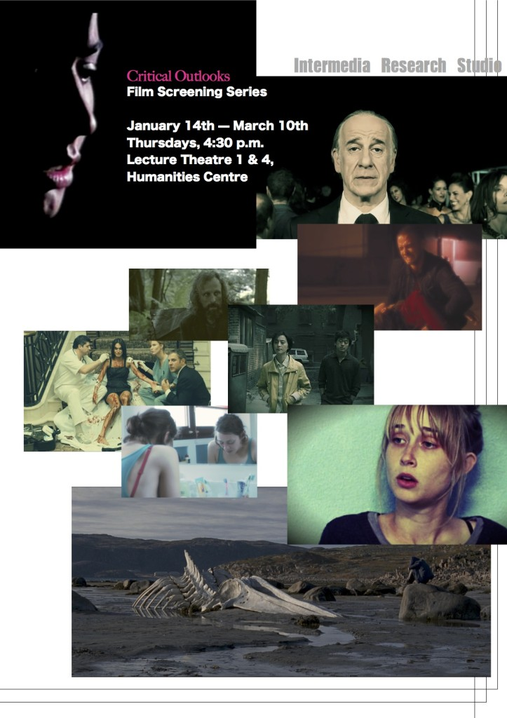 New Catalogue - Critical Outlooks Film Festival